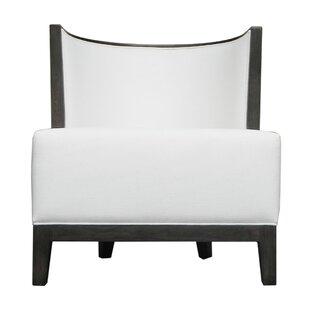 Rene Barrel Chair by Maria Yee