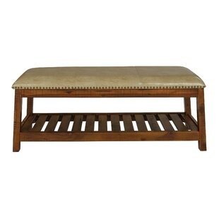 Cogar Upholstered Bench