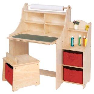 Reepham 36  Art Desk by Harriet Bee