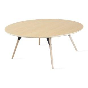 Clarke Coffee Table by Tronk Design