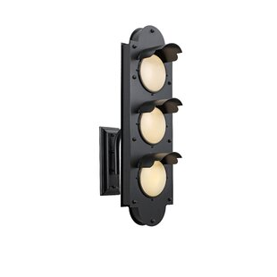 Affordable Lillis 3-Light Armed Sconce By 17 Stories