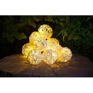 Howse 10-Light Novelty String Light By Sol 72 Outdoor