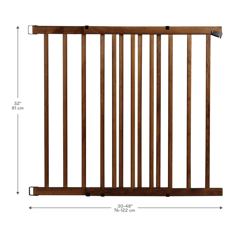 Top Of Stair Extra Tall Safety Gate