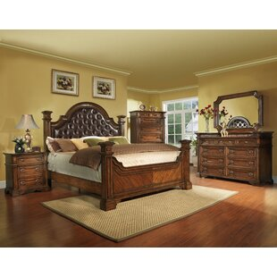 Pinehurst Platform Configurable Bedroom Set by Astoria Grand