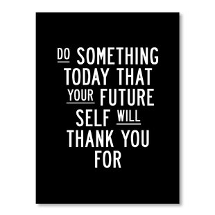 wall art for the office. Motivated Do Something Today Textual Art Wall Art For The Office O