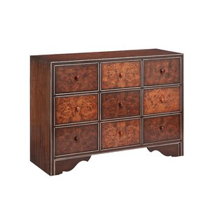 Dupree 9 Drawer Accent Chest by Stein World