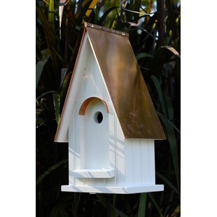 Heartwood Gables 20 in x 11 in x 8 in Birdhouse
