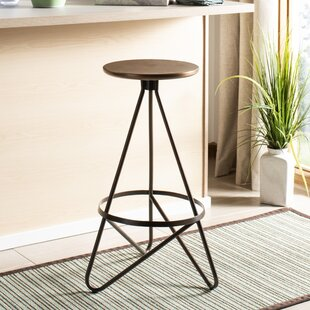 Sterner 30 Bar Stool Brayden Studio