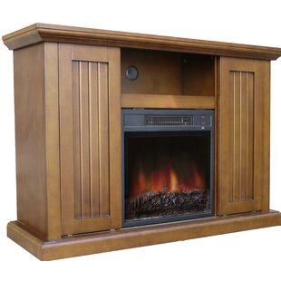 Weston Electric Fireplace by S..