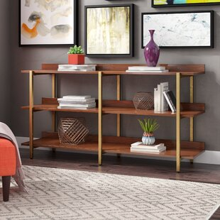 Clearance Rexdale Standard Bookcase ByMercury Row