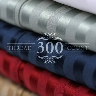 300 Thread Count Cotton Blend Sheet Set