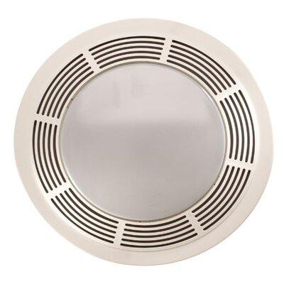 100 CFM Bathroom Fan with Light Broan