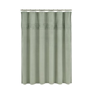 Hough Shower Curtain by Charlton Home