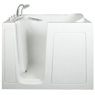Ella Walk In Baths Low Threshold Whirlpool Walk-In Tub