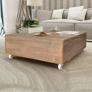 Natalie Coffee Table by Union Rustic