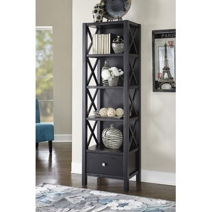 Fairlane Narrow Standard Bookcase