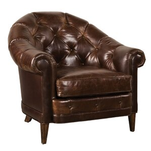 Rhonda Chesterfield Chair  sc 1 st  Wayfair & Chesterfield Chair Leather | Wayfair islam-shia.org