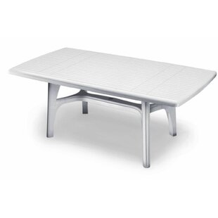 Iliana 180cm X 95cm Rectangular Outdoor Dining Table By Sol 72 Outdoor