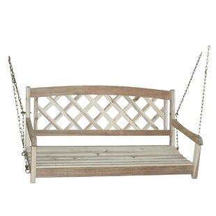 Ridgeland X-Back Porch Swing