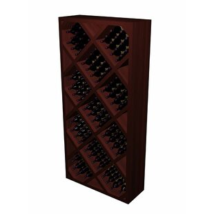 Designer Series 212 Bottle Floor Wine Rack