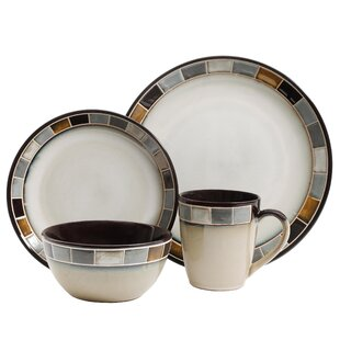 Save  sc 1 st  Wayfair & Stone Dinnerware Sets | Wayfair