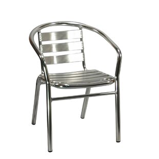 Stacking Patio Dining Chair by H&D Restaurant Supply, Inc. 2019 Sale