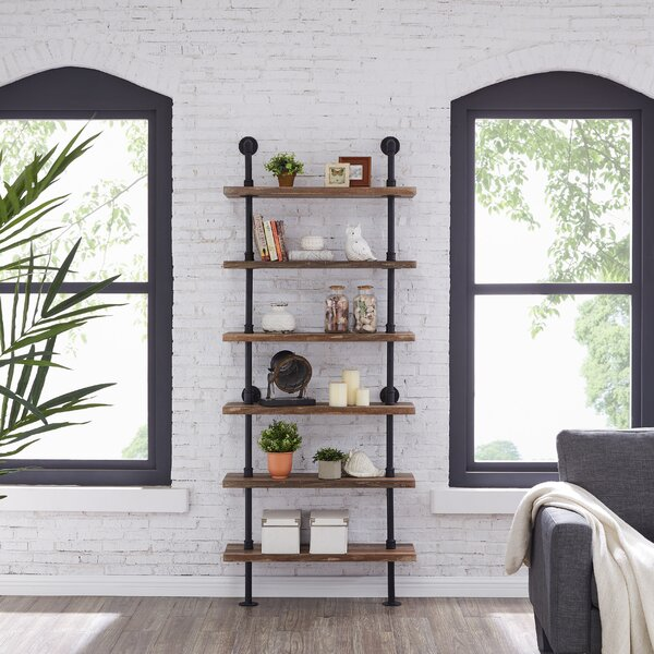 Hanging Wall Bookcase Wayfair