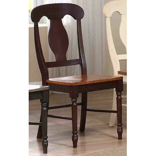 Napoleon Solid Wood Dining Chair (Set of ..