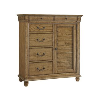 Kelton 6 Drawer Combo Dresser by Charlton Home