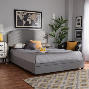 Cohassey Upholstered Low Profile Storage Platform Bed by Red Barrel Studio