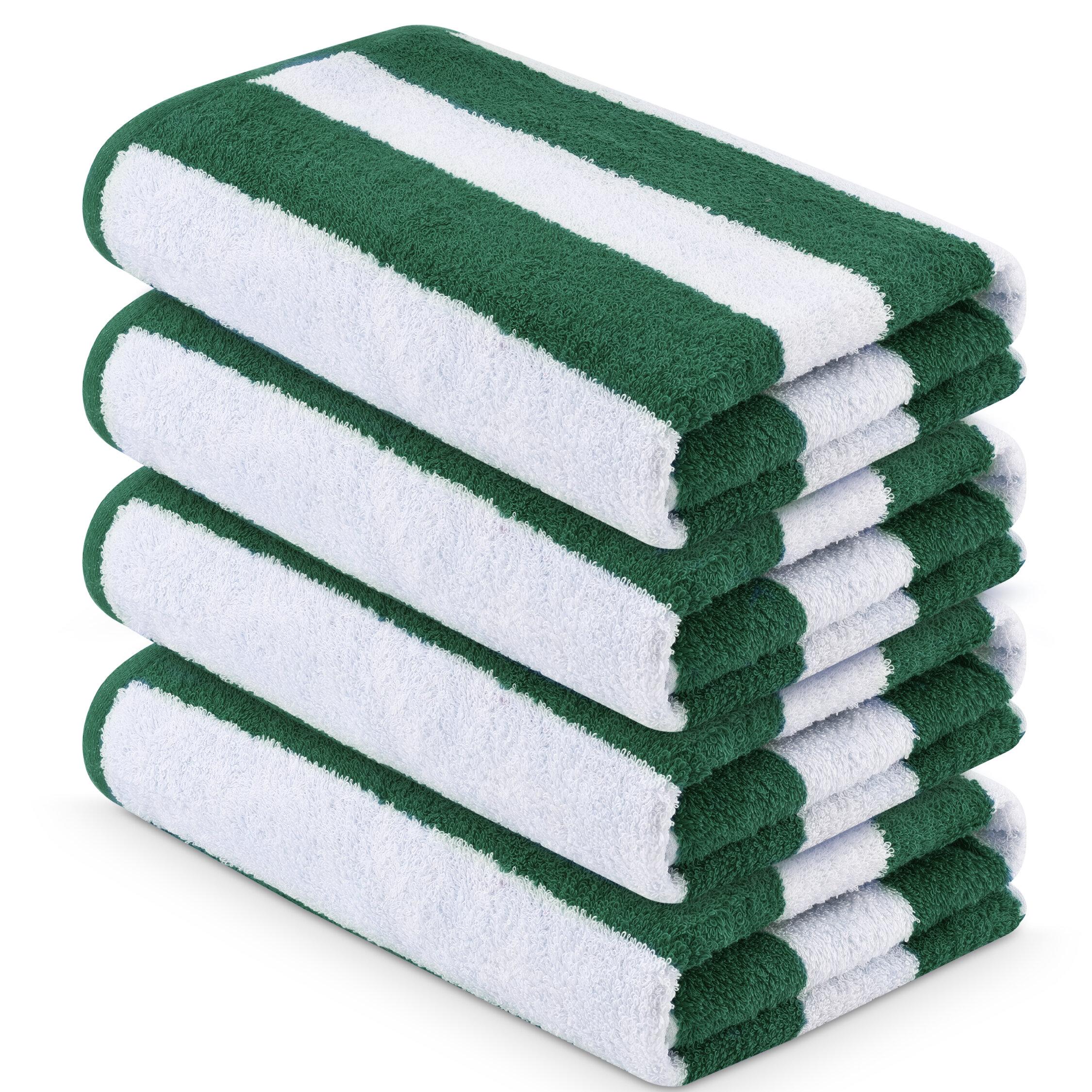 Sheridan Cancun 100/% Upcycled Cotton Yarns Beach Towel 100x180cm