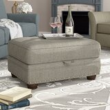Scharf Storage Ottoman by Darby Home Co