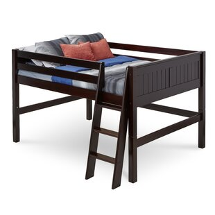 Burkley Full Low Loft Bed by
