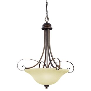 Fleur De Lis Living Samson 4-Light Novelty Chandelier