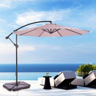 Karr 10' Cantilever Umbrella by Alcott Hill