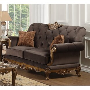 Luca Loveseat by Astoria Grand Spacial Price