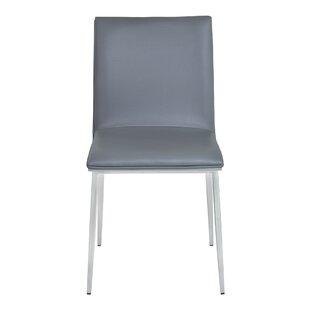 Bonetti Parson Chair (Set of 2) (Set of 2) by Orren Ellis