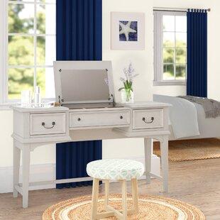 Exceptionnel Trenton Vanity Desk With Mirror