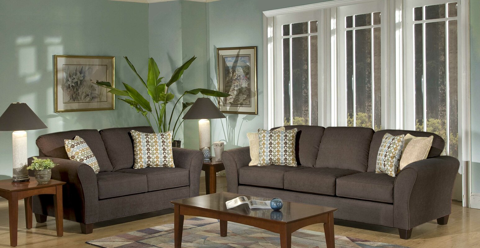 Three Posts Serta Upholstery Franklin Sofa & Reviews | Wayfair
