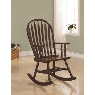 August Grove Hebert Rocking Chair