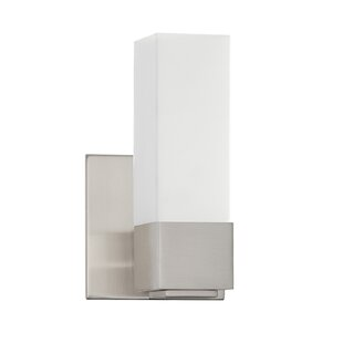 Highsmith 1-Light Bath Sconce by Orren Ellis