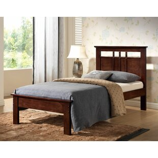 Price comparison Schumacher Twin Platform Bed by Harriet Bee Reviews (2019) & Buyer's Guide