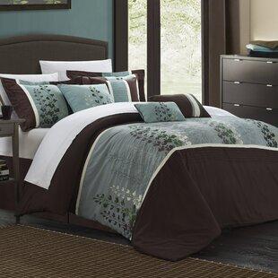 Chic Home Evan 8 Piece Comforter Set