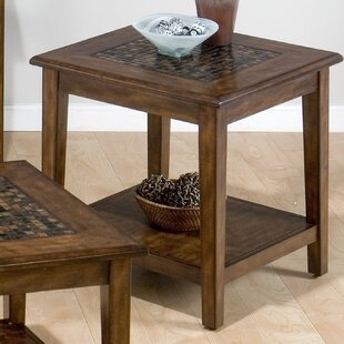 Marcel End Table by World ..