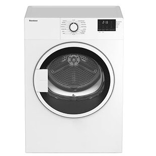 3.7 cu. ft High Efficiency Electric Dryer by Blomberg