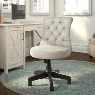 Kelson Mid Back Tufted Task Chair by Beachcrest Home Herry Up