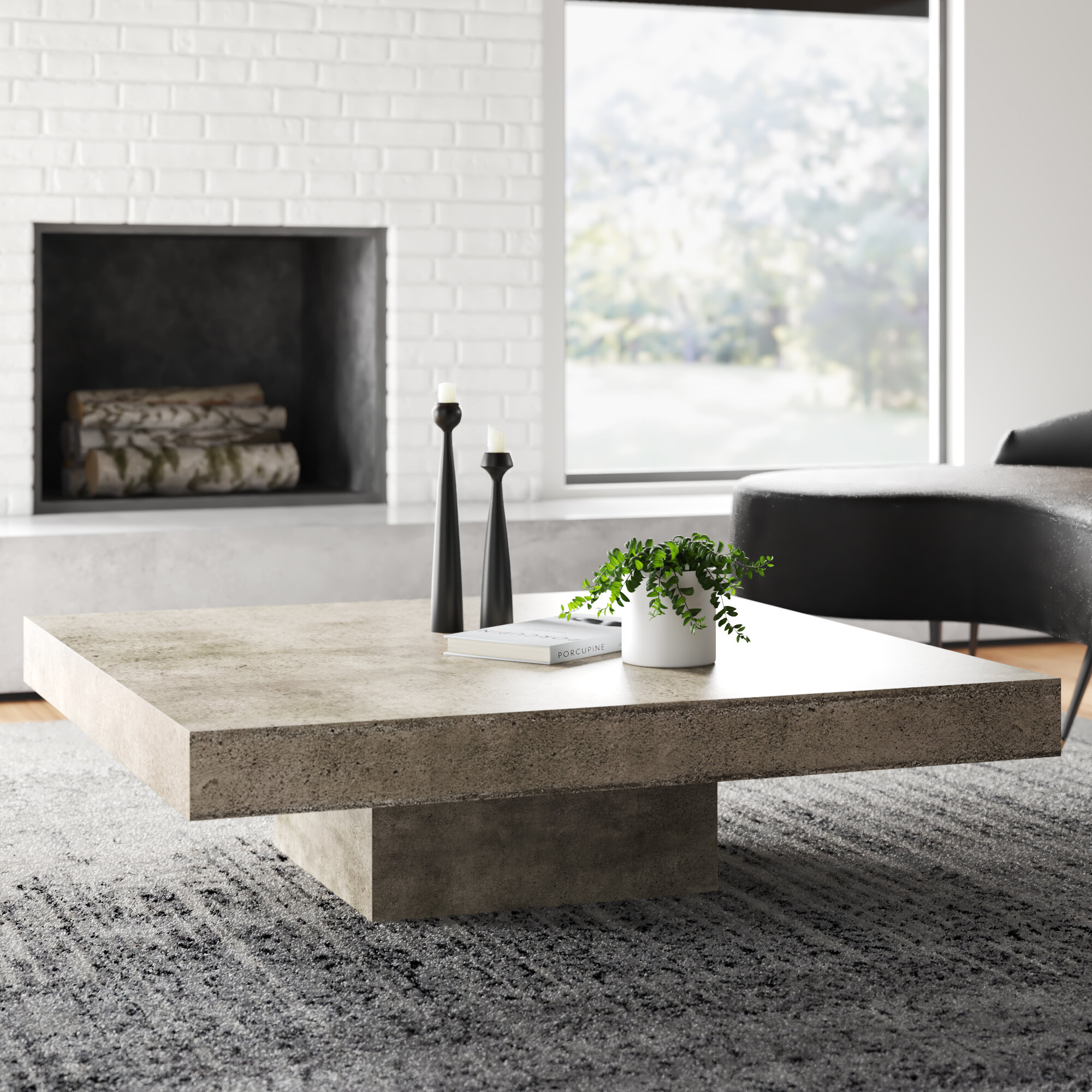 Victor Coffee Table Reviews Allmodern