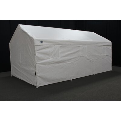 Universal 10 Ft. W x 20 Ft. D Garage King Canopy