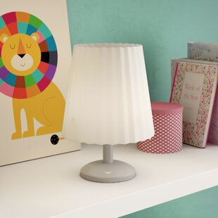 Zoomie Kids Andersen Portable Touch Sensor 9.8'' Table Lamp