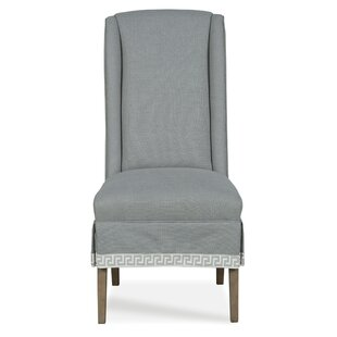 Reed Upholstered Dining Chair by Fairfiel..